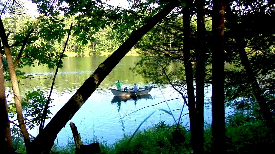 Guided Maine Fly Fishing TRips