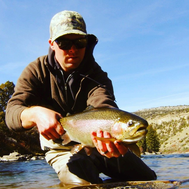 Eagle river fly fishing report colorado angling company for Colorado river fly fishing