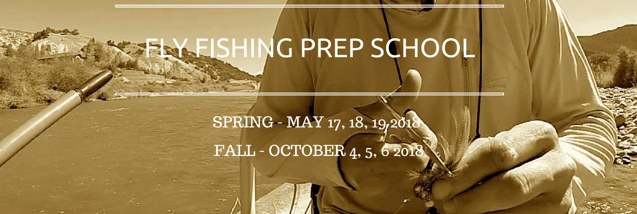 Fly Fishing Prep School
