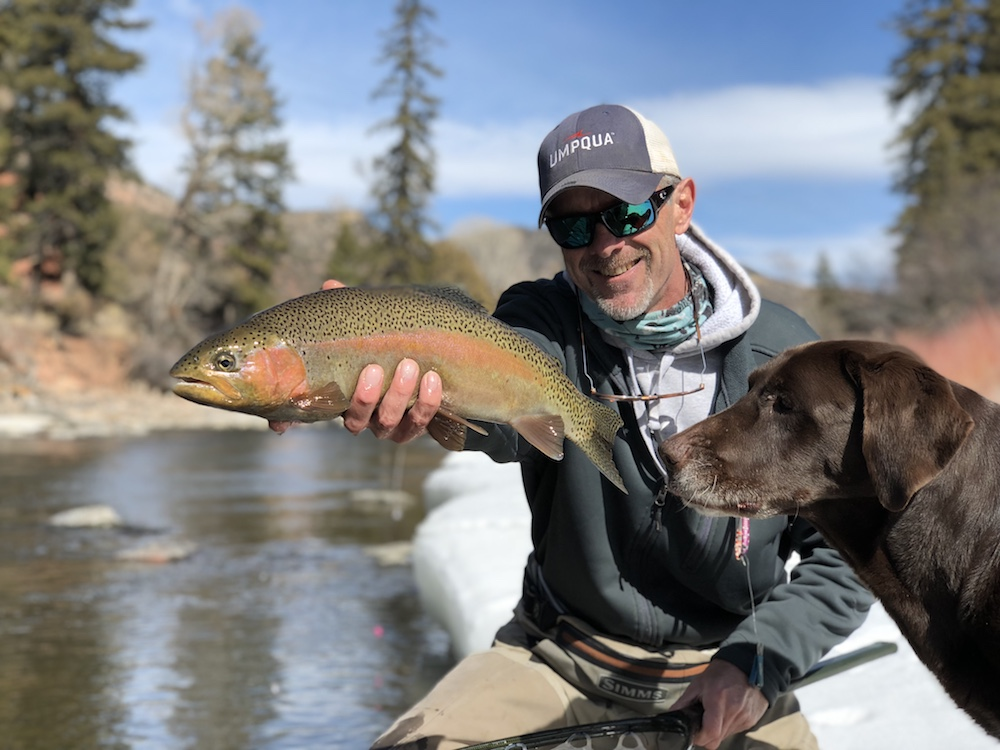 Eagle River Fishing Reports Eagle River Co Conditions