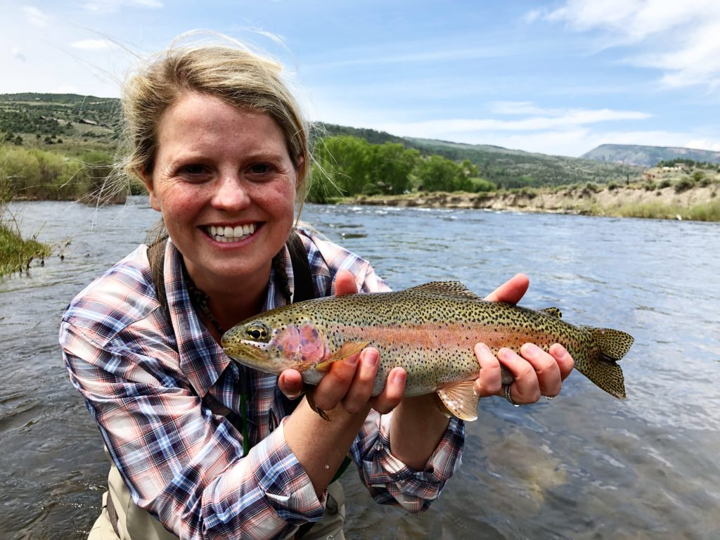 Eagle river fly fishing report june 8th 2018 colorado for Eagle river fishing report